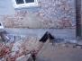 Baťův domek - výměna a izolace zdiva