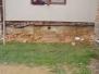 Izolace stěny Salaš